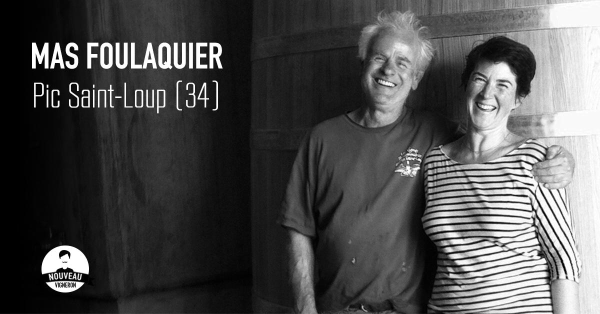 Pierre et Blandine Jequier, Mas Foulaquier