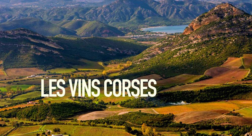 les vins corses