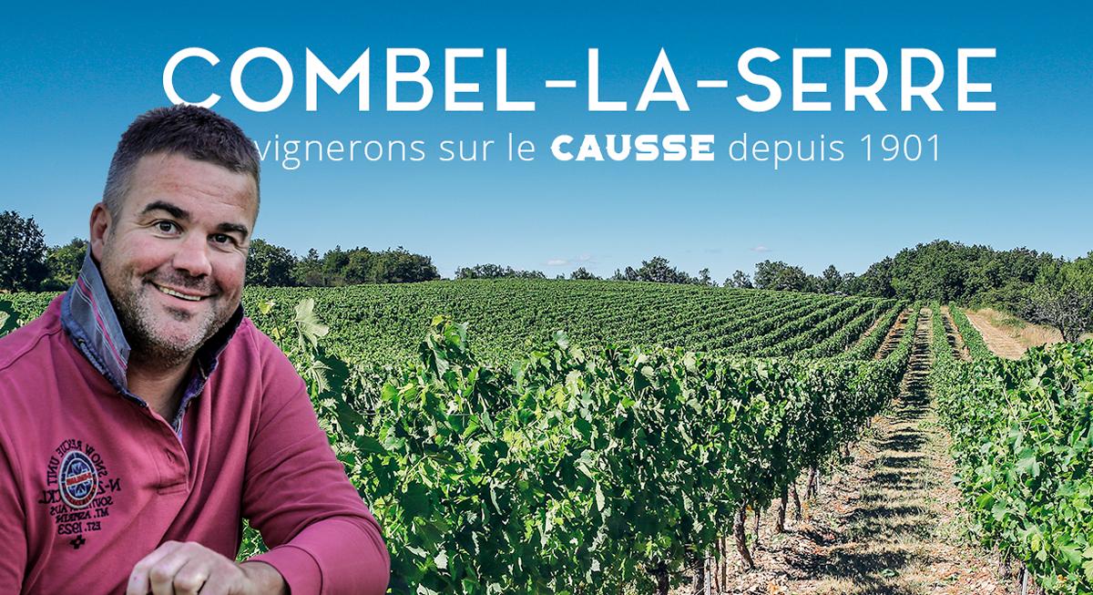 Julien Ilbert - Combel la Serre