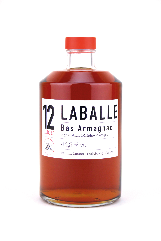 Armagnac Rich 12 - Château Laballe
