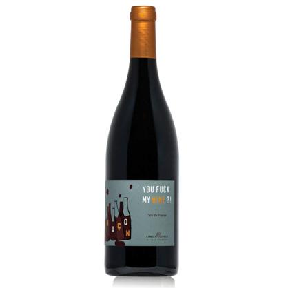 You Fuck My Wine 2018 - Mas del Perié
