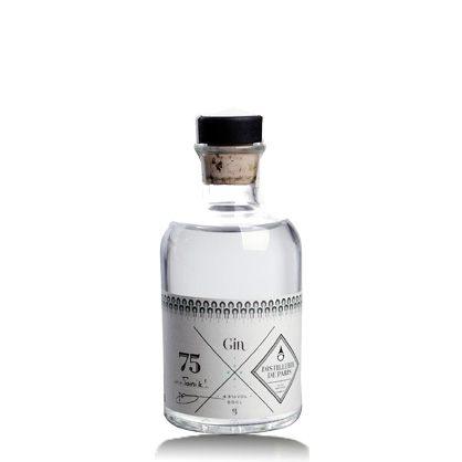 Gin Tonik - Distillerie de Paris