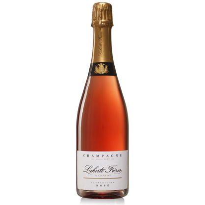Rosé Ultradition - Champagne Laherte