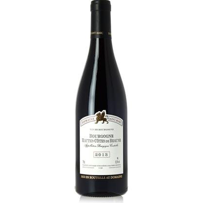 Hautes Côtes de Beaune rouge 2014 - Domaine Saint-Marc