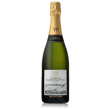 Cuvée Blanc de Noirs - Champagne Vadin Plateau