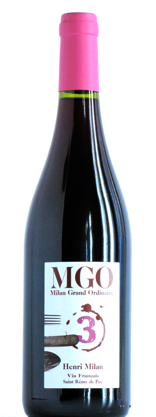 M.G.O Rouge - Domaine Milan