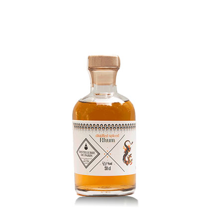 Rhum Spiced - Distillerie de Paris