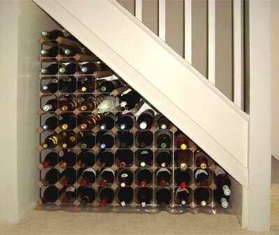 étagère vin