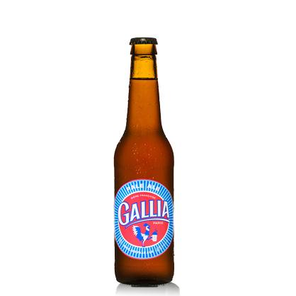 Gallia Pale Ale - Brasserie Gallia