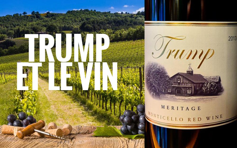 Trump et le Vin