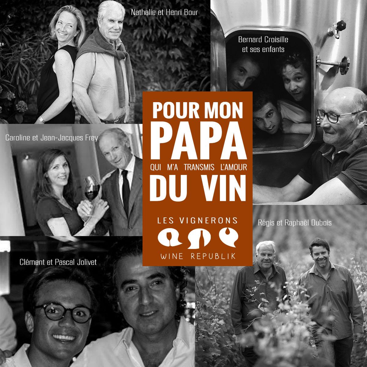 Papa Vigneron