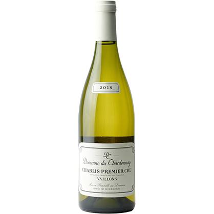 Chablis 1er Cru Vaillons 2018 - Domaine du Chardonnay