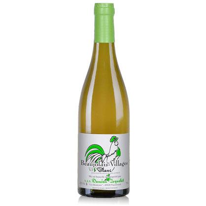 Beaujolais Village Blanc 2016 - Damien Coquelet