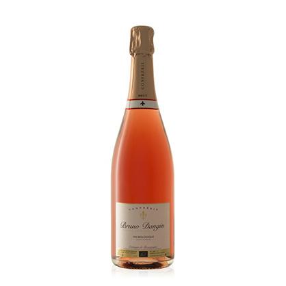 Crémant de Bourgogne Cuvée Rose Brut - Confrérie Bruno Dangin
