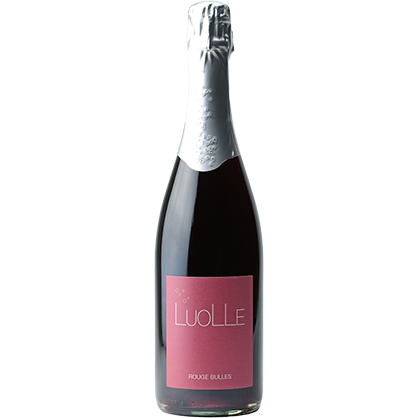 Bourgogne Mousseux Rouge Bulles 2017 - Domaine de la Luolle