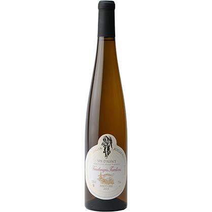 Vendanges tardives Pinot Gris - 2015 - Domaine Justin Boxler